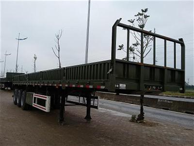 Somi Rơ Mooc thùng lửng 40 tấn