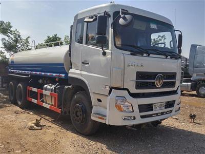 Xe phun nước rửa đường tưới cây Dongfeng - 13 khối (13m3)