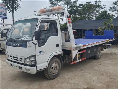 Xe cứu hộ giao thông Isuzu 2,5 tấn